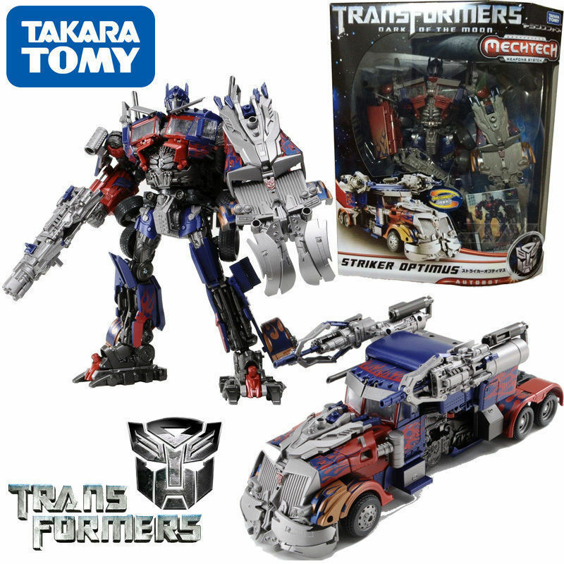 TAKARA TRANSFORMERS MECHTECH DOTM STRIKER OPTIMUS PRIME DA28 ACTION FIGURES TOY