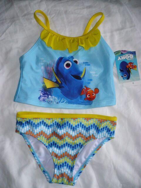 Disney Finding Nemo Swim Set I Kids Finding Nemo Two Piece Swimming Costume