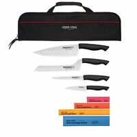 9 Piece Chef Knife Set with Knife Carrying bag
