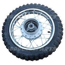 "10"" Rear Rim Wheel Tire Assembly for 50cc 70cc 110cc Dirt Bikes"