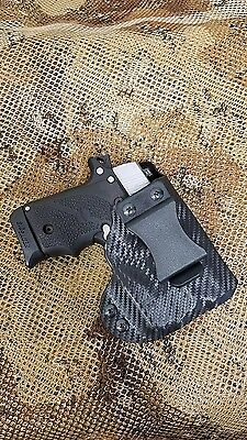 Gunner/'s Custom Holsters fits Sig Sauer P238 Streamlight TLR-6  IWB Holster FOMI