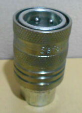 Agco 38 Npt Hydraulic Quick Disconnect Fitting Sl103298 S45 Sp 3000 Psi 5lg