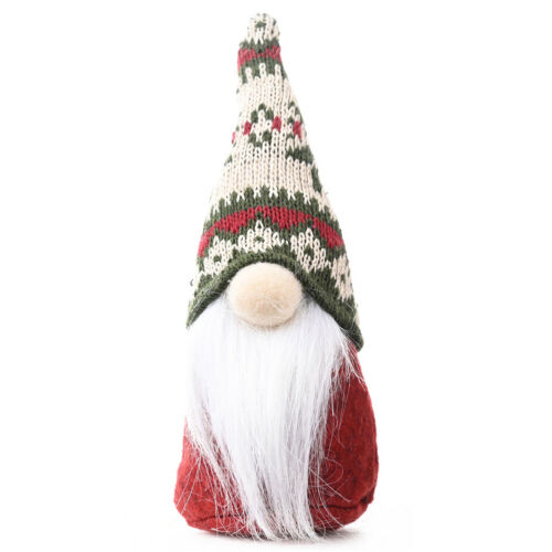 Weihnachtlicher Gnom 30cm Wichtel Zwerg Weihnachtsdeko Dekofigur Weihnachten DE