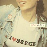 Serge Gainsbourg I love Serge-Electronica Gainsbourg (2001, v.a.: Bob Sin.. [CD]