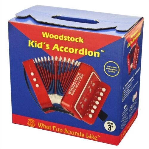 Woodstock Kid/'s Accordion