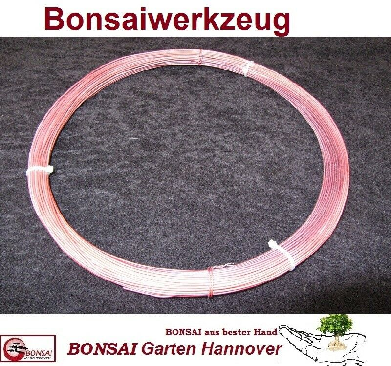 Bonsai Draht - Kupfer Draht - 5.00mm - 1000g 1000g 1000g | Nutzen Sie Materialien voll aus  | Online-verkauf  fe2e02