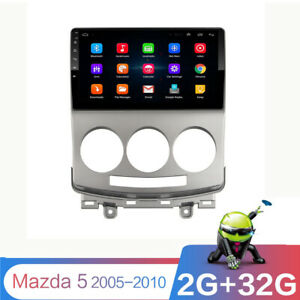 9-034-Android-9-1-Quad-Core-Autoradio-GPS-Media-Player-fuer-den-alten-Mazda-5-05-10