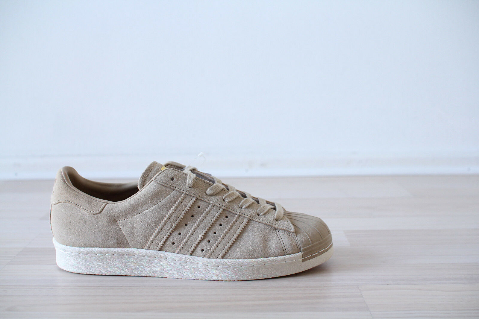 Adidas Superstar 80s Beige Weiß Gr. 42,43,44 NEU & OVP