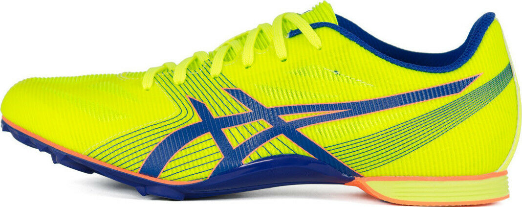 ASICS Men's Hyper MD 6 Track Spikes Sz11 (Wmn's 12.5)NEW G502Y.0743 Yellow Flash
