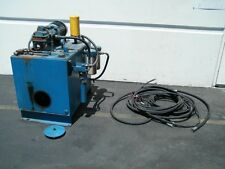 Bampt Hydraulic Power Pack Powerpack 5 Hp 230460 Tank 10 Gpm 600 Psi