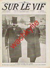 Sur le vif n°88  du 15/07/1916 Briand de Margerie Tirailleurs tonkinois