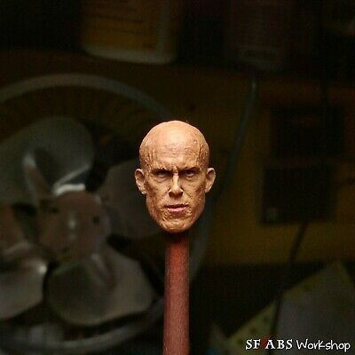 SFABS Deadpool Wade Wilson Ryan Reynolds 1//12 Scale Head Sculpt