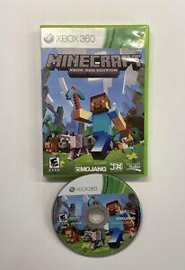 Microsoft-Minecraft-Xbox-360-Edition-No-Manual