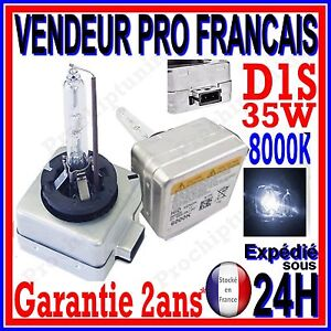 2 AMPOULES D2S BI XENON 35W KIT HID LAMPE DE RECHANGE D ORIGINE FEU PHARE 5000K