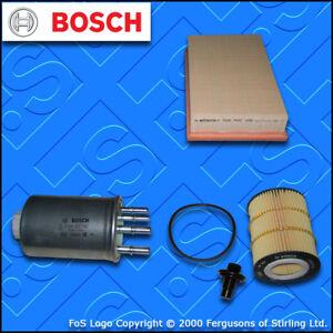 SERVICE-KIT-for-JAGUAR-XF-X250-3-0-D-BOSCH-OIL-AIR-FUEL-FILTERS-2009-2015
