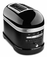 Kitchenaid Proline 2 Slice Toaster - Onyx Black