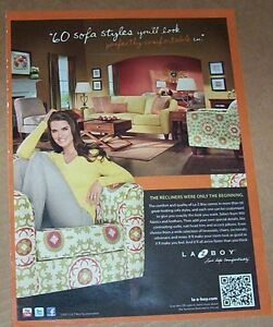 Delicieux Image Is Loading 2011 Print Ad Page BROOKE SHIELDS For La