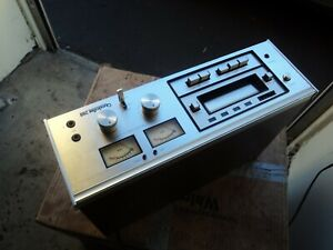 Quadraflex 288 Eight Track, 8 track Recorder. Manufactured by Sanyo Fisher?