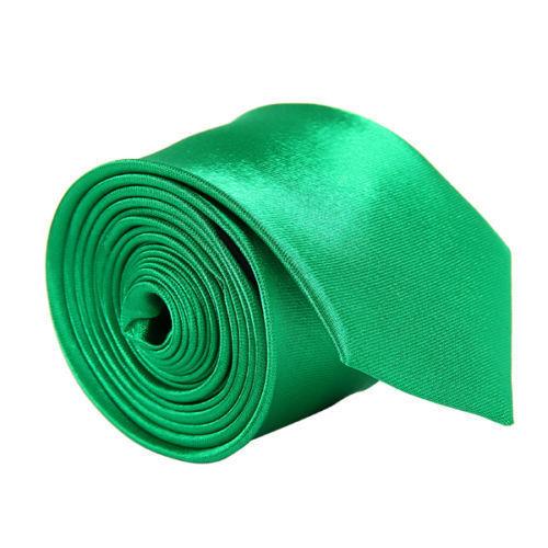 Choose Your Colour Skinny Tie Slim Neck Tie With Free P/&P