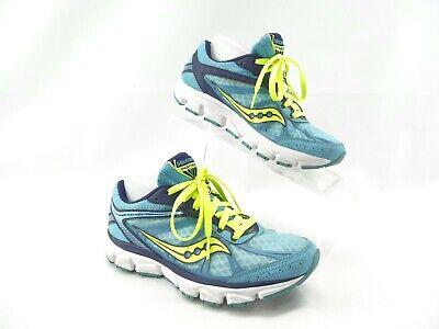 Running Shoes Blue Citron 15182-3