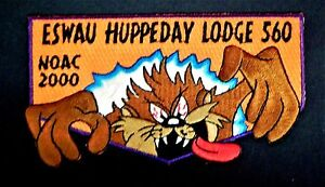 ESWAU-HUPPEDAY-OA-LODGE-560-PIEDMONT-AREA-COUNCIL-NOAC-2000-DEVIL-DELEGATE-FLAP