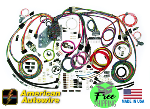 1967-1968-Chevy-GMC-C10-Truck-Complete-Wiring-Kit-American-Autowire-510333