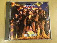 SOUNDTRACK CD YOUNG GUNS II / JON BON JOVI - BLAZE OF GLORY