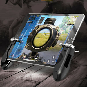 Details about H2 Gamepad PUBG Mobile Trigger Shooter Controller Joystick  For ipad Android IOS