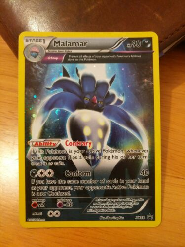 Malamar XY58 Ancient Origins Three Pack Blisters Pokemon Card Holo Rare NM