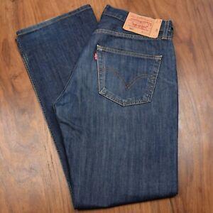 Vintage-Levi-039-s-501-Red-Tab-Denim-Jeans-w32-034-x-l32-034-351-Klasse-A