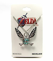 Nintendo The Legend Of Zelda Navi Pendant Necklace Officially Licensed