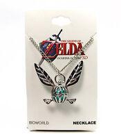 Nintendo The Legend Of Zelda Navi Pendant Necklace Officially Licensed