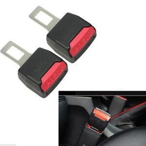 Black-Universal-Safety-Seat-Belt-Buckle-Clip-Extender-Car-Safety-Alarm-Stopper