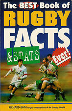 The Best Book of Rugby Facts & Stats by Richard Bath