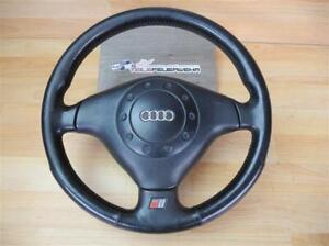 Audi-S6-C4-A6-80-RS2-S8-D2-A8-3Speichen-Lederlenkrad-Sportlenkrad-4A0419091BA