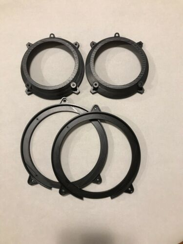 A4 S4 RS4-96-01 00-02 Front And Rear Door Speaker Adaptor Kit Audi B5