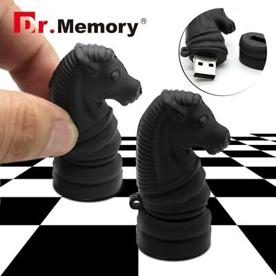 Internatinal Chess USB Sticks with pe Bag 4GB 8GB 16GB 32GB 64GB 128GB 32GB