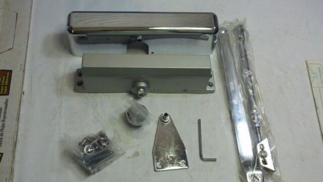 TACO HYDRAULIC DOOR CLOSER SPC-BF90BC-A SIZE 4 ALUMINUM 90 SERIES