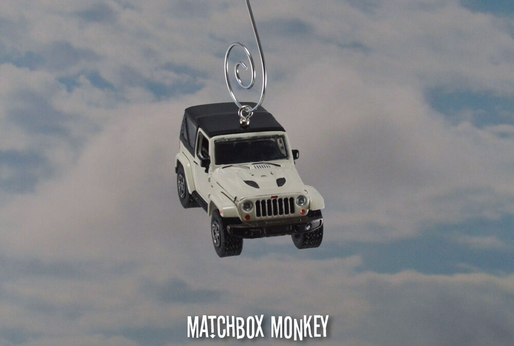 Jeep wrangler brauch weihnachten 2016 schmuck 1 1 1   64 75. jahrestag - verdeck. 5a38da