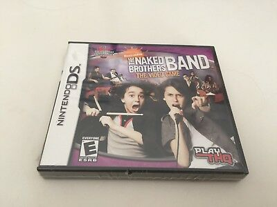 Wii The Naked Brothers Band The Video Game (Nintendo Wii