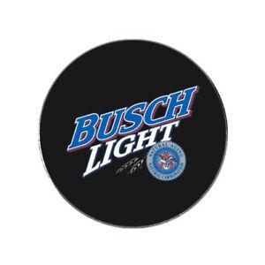 Details about Busch Light Logo Golf Ball Marker Anheuser Beer