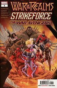 War-Of-Realms-Strikeforce-War-Avengers-1-Choice-of-Main-Variants-MARVEL