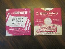 ViewMaster The Birth Of The Savior Reel CH 6A A Bible Story 1947 Sawyers