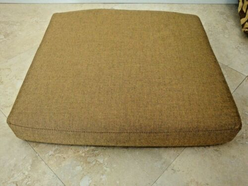 SUNBRELLA CANVAS INDOOR//OUTDOOR DEEP SEAT CHAIR CUSHION /& PILLOW SET NEW SET