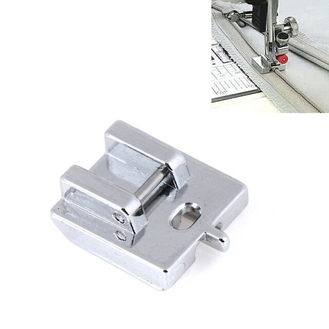 1pc Invisible Zipper Presser Foot Sewing Machine Presser Foot DIY Sewing Too_wu