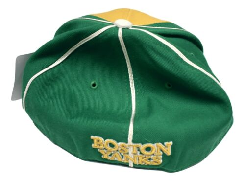 Stall /& Dean Mens Boston Yanks Football Fitted Hat Cap Pick Size