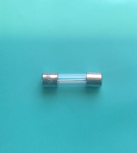 10 x Fuses Glass 8 Amp F8A F8AL 250v Fuse Fast Quick Blow 20 x 5mm