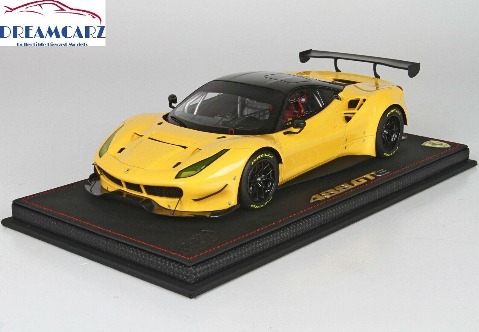 BBC Ferrari 488 GTE 1   18 p18122b1v - límite de 24 - 0   24 ¡BBC Ferrari 488 GTE 1   18 p18122b1v - límite de 24 - 0   24