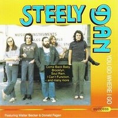 LP, STEELY DAN, You Go Where I Go