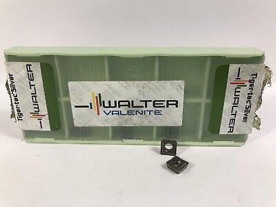 10 x P28469-2 WK40 WALTER SOLID CARBIDE U DRILL DRILLING INSERTS  #104